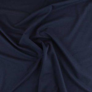 jersey-coton-bio-bleu-marine-uni-modele-unique