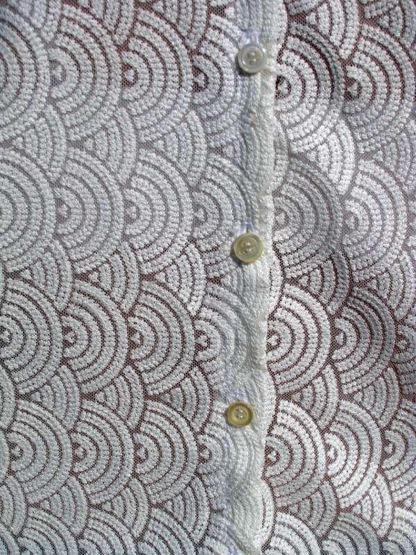 vêtement femme blouse boutonnière dos créateur annecy pret à porter