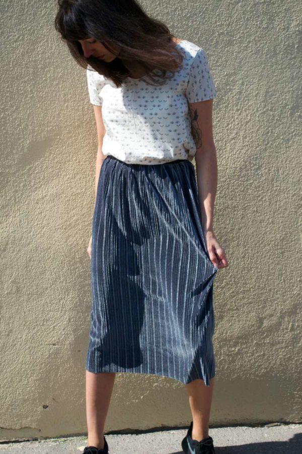 vetement-femme-jupe-chloe-velours-taille-élastique-devant