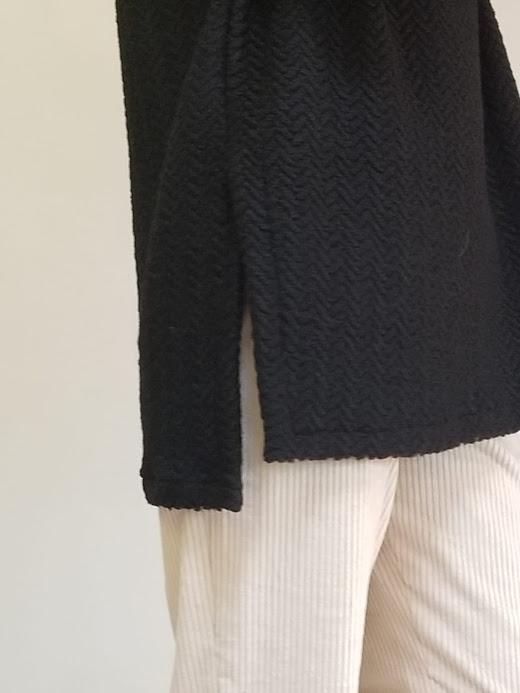 pull-ninon-laine-merinos-vetement-femme-createur-annecy-pretaporter-profil